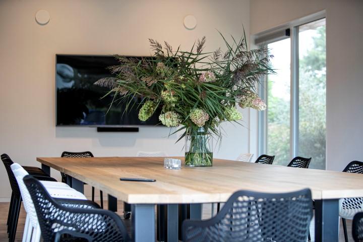 Grote ruimte voor een gezellige bedrijfsuitjes in Friesland